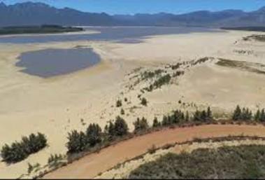 Kaapstad-waterkrisis
